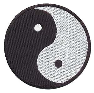 Yin Yang Écusson onkelz taoismus Bouddhisme Harmonie de la Chine Cotton correctifs by Speedmaster patchshop