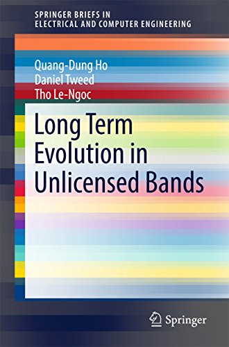 Long Term Evolution in Unlicensed Bands (SpringerBriefs in Electrical and Computer Engineering) (English Edition) - Tweed-band