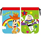 Multi-Tasche L Toy Story Pop Zone (Japan-Import)