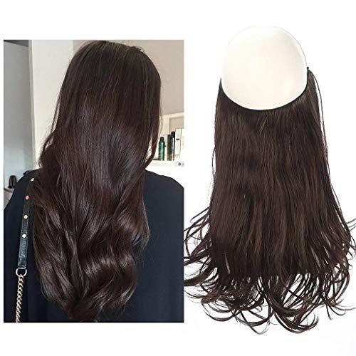 Remeehi Haarverlängerung, 56 cm (22 Zoll), 27/613#