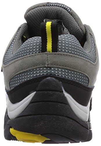 Proteq Pr31.06.450, Chaussures de sécurité Adulte Mixte Noir (black/grey)