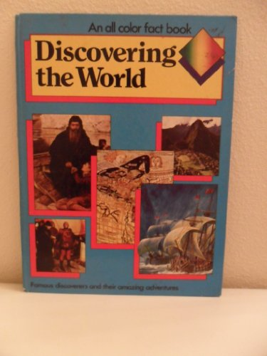 Discovering the world [Hardcover] by Neil Grant, Jo Jones, Trisha Pike