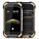 Blackview BV6000 - IP68 Android 6.0 Wasserdichte Outdoor-Smartphone 3GB RAM