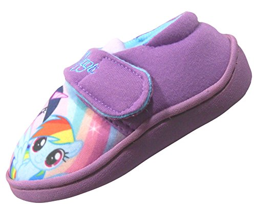 W Lamb My Little Pony Rainbow Magic Filles Chaussons