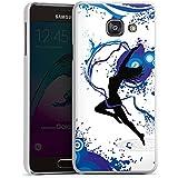 Samsung Galaxy A3 (2016) Housse Étui Protection Coque Danser Danse Féminin
