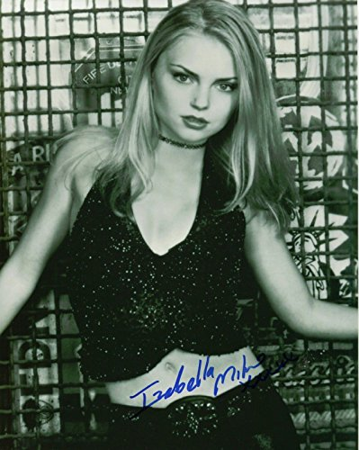 izabella-miko-signed-gorgeous-coyote-ugly-8x10-color-photo-with-coa