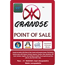 Grandsell Billing Software with inventory Management (DVD)