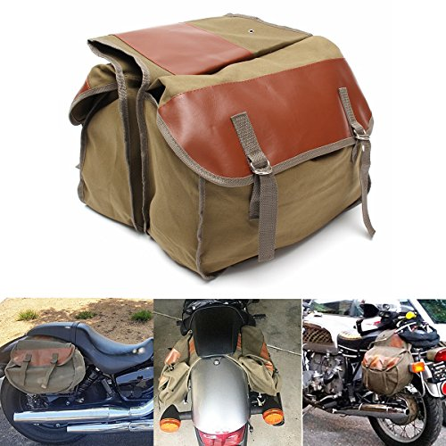 Alamor Moto Tela Borse Equine Zaino Per Haley Sportster/Ho