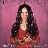 Songtexte von Shakira - Dónde están los ladrones?