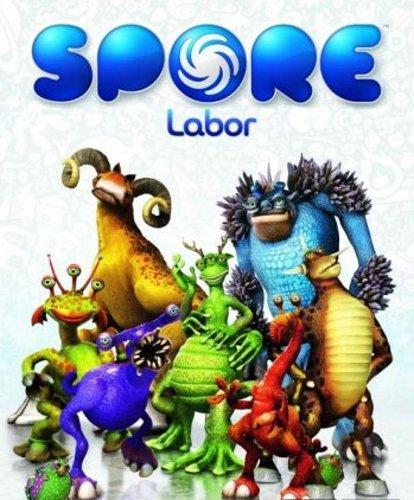 Spore Labor Kreaturen Designer