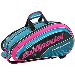 Bullpadel BPP16002 - Bolsa para mujer, color rosa, 58x30x30 cm