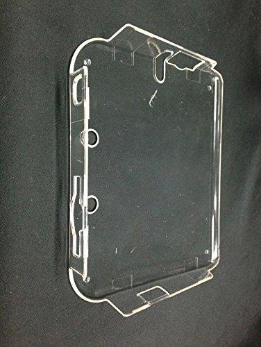 Shiwaki Kristall Kunststoff Harte Rückseitige Abdeckung Haut Fall Shell Für Nintendo 2Ds Konsolen