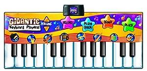 Playmats - Piano Gigante, Tapiz Musical (1908)