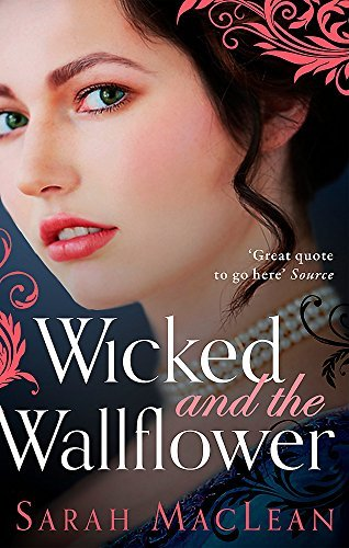 Image result for wicked and the wallflower sarah maclean