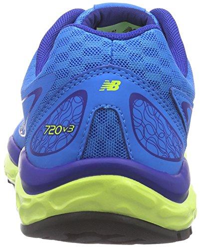 New Balance - M720, Sneakers da uomo Blu (Blau (Blue/Grey/Yellow))