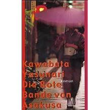 Die Rote Bande von Asakusa - Roman