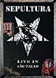 Sepultura : Live in Sao Paulo - Edition 2 DVD