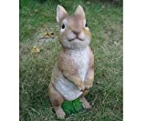 Süße Gartenfigur Kaninchen / Hase