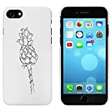 Blanc 'Bourgeon Floral' étui / housse pour iPhone - Best Reviews Guide