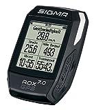 SIGMA SPORT ROX 7.0 GPS Fahrradcomputer schwarz 2017 Tacho