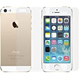 Colorcase Tempered Glass Screenguard Screenprotector for Apple iPhone 4, 4s