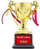 Aark India Best Dad Trophy / Award (PC 00233)