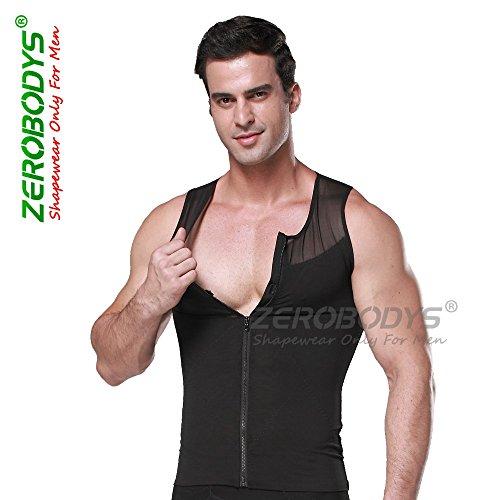 ... ZEROBODYS Herren Unterhemd Nude ...