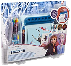 Sambro Frozen 2 Deluxe Roll and Go, Multicolor álbum de Foto y Protector