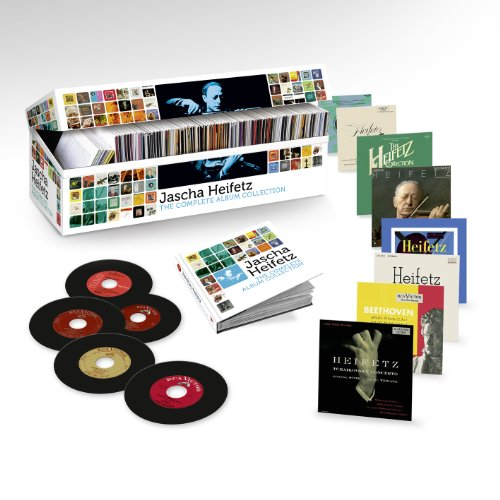 Jascha Heifetz : The Complete Album Collection
