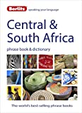 Berlitz: Central & South Africa Phrase Book & Dictionary: Portuguese, Tswana, Shona, Afrikaans, French & Swahili (Berlitz Phrasebooks)