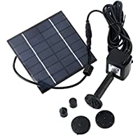 Kit Pompa solare power1.4 W con Free Standing Floating Design e