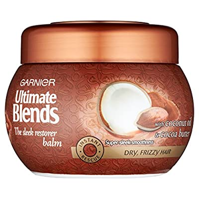 Garnier Ultimate Blends Coconut Oil Frizzy Hair Treatment Mask 300ml from L'Oreal