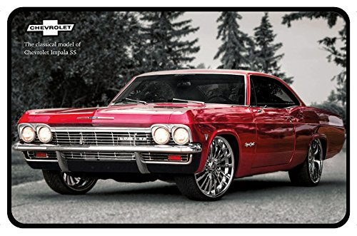 chevrolet-impala-ss-classic-model-german-language-product-barschild-us-car-red