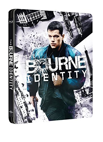 Bourne Identity (Steelbook Blu-Ray)