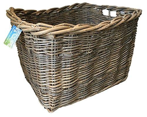 Cesta de troncos cesta de almacenamiento para la ropa sucia o juguete...