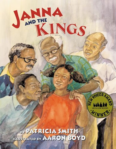 Janna and the Kings by Patricia Smith (2003-09-02)