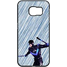 Personalized Pattern Nightwing DC Comics Funda Case Scratch-Proof Plastic Back Cover For Samsung Galaxy S6 Edge Plus (Not For S6 / S6 Edge)