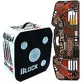 Bundle Includes 2 Items - Barnett Vortex 45-pounds Youth Archery Bow (Camo) and Block GenZ Youth Archery Arrow Target