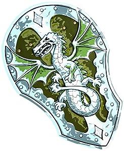 Liontouch 761 Dragón Escudo/Escudo del dragón