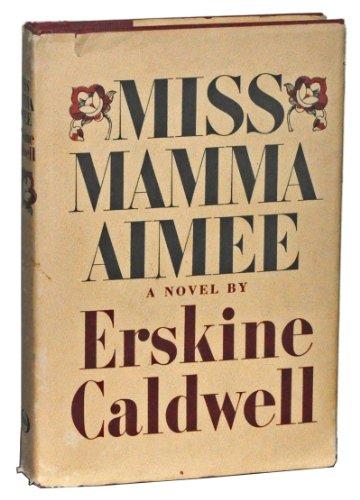 Portada del libro Miss Mamma Aimee