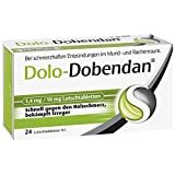 Dolo-Dobendan gegen Halss 24 stk