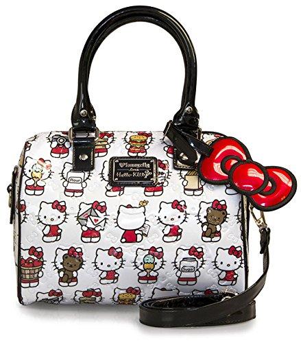 Hello Kitty, Borsa a mano donna Bianco (bianco)