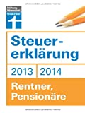 Steuererklärung 2013/2014 - Rentner, Pensionäre