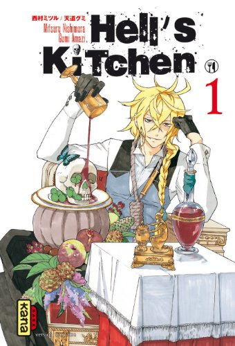 Hell's Kitchen Edition simple Tome 1