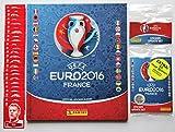 Panini UEFA EURO 2016 France - Hardcover Deluxe Album + Update Set + Set Coca Cola