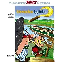 Urrezko igitaia (Euskara - 10 Urte + - Asterix - Bilduma Klasikoa)