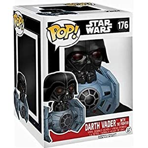 Funko Pop Darth Vader en TIE Fighter (Star Wars 176) Funko Pop Star Wars