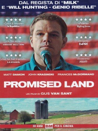 Promised Land by Matt Damon