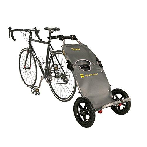 Burley Travoy Fahrrad Lastenanhänger und Einkaufs-Trolley (inkl. Kupplung) Set 1