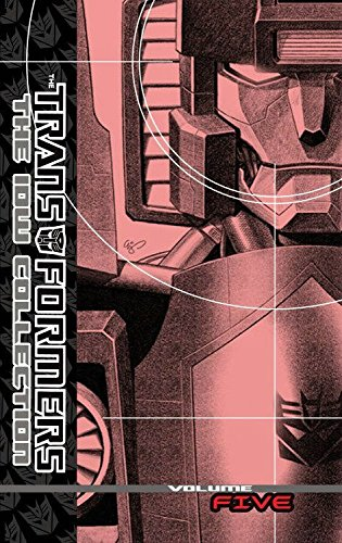 Transformers: The IDW Collection Volume 5 - G1 Serie Transformers